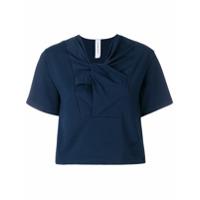 Carven Camiseta Mangas Curtas - Azul