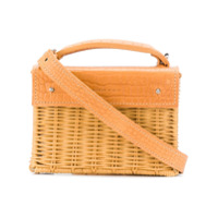 Wicker Wings Mini Kuai Tote - Neutro