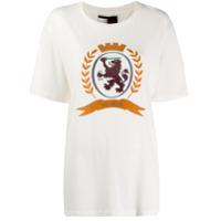 Hilfiger Collection Camiseta Com Estampa De Logo - Branco