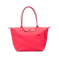 Longchamp Bolsa Tote Le Pliage Grande - Rosa