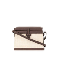 Hunting Season Bolsa Box Mini - Marrom