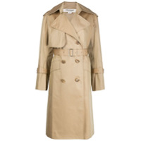Junya Watanabe Trench Coat Com Cinto - Neutro