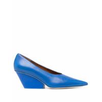 Camperlab Sapato Juanita Com Plataforma - Azul