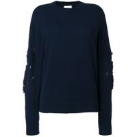 Barrie Suéter De Tricô - Azul