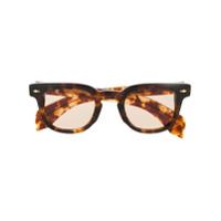 Jacques Marie Mage Óculos De Sol Quadrado - Marrom