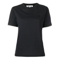 Mcq Alexander Mcqueen Camiseta Com Patch - Preto