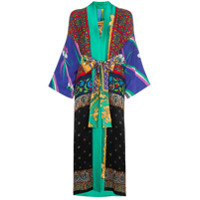 Rianna + Nina Robe Estampado - Multicoloured