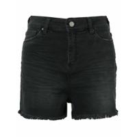 Pop Up Store Short Jeans - Preto