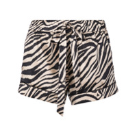 Anine Bing Diane Shorts - Neutro