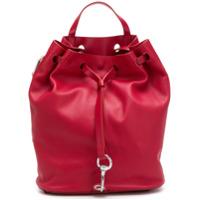 Rebecca Minkoff Bucket Backpack - Vermelho