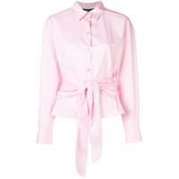 Armani Exchange Blusa Pretty - Rosa