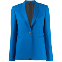 Paul Smith Blazer Com Abotoamento Único - Azul