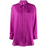 Indress Long Sleeved Shirt - Roxo
