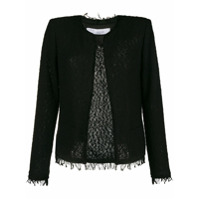 Iro Tweed Jacket - Preto