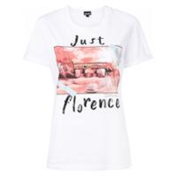 Just Cavalli Camiseta 'just Florence' - Branco
