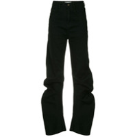 Ground Zero Calça Jeans Slim - Preto