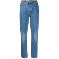Fiorucci Calça Jeans Cenoura Tara - Azul
