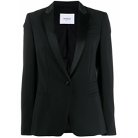 Dondup Tuxedo-Style Blazer - Preto