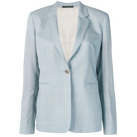 Paul Smith Blazer Xadrez - Azul