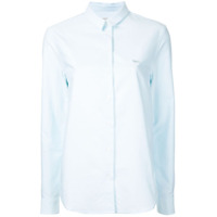 Maison Kitsuné Camisa 'oxford' - Azul