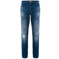 Jacob Cohen Calça Jeans Slim Fit - Azul
