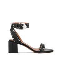 Givenchy Sandália Elegant 60 - Preto - FarFetch BR