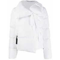 Bacon Feather Down Puffer Jacket - Branco