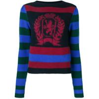 Hilfiger Collection Suéter Listrado - Azul
