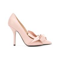 Nº21 Sapato De Couro - Neutro