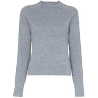 Carcel Suéter De Tricô - Azul
