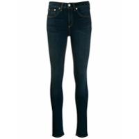 Rag & Bone Calça Jeans Skinny Cintura Alta - Azul