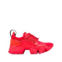 Givenchy Tênis Com Plataforma - Vermelho