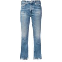 Ag Jeans Jodi Cropped Jeans - Azul