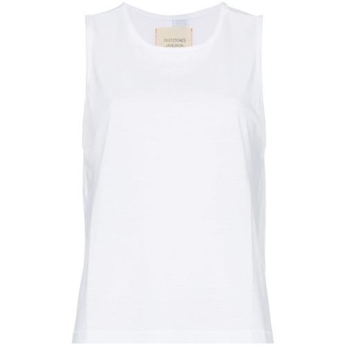 Imagem de 78 Stitches Blusa sem mangas - Branco
