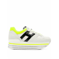 Hogan 422 Low-Top Sneakers - Branco