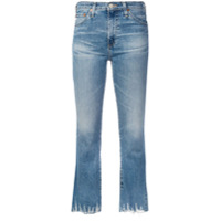 Ag Jeans Jodi Cropped Jeans - Azul