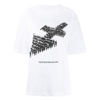 Youths In Balaclava Camiseta Com Estampa Army - Branco
