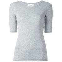 The White Briefs Camiseta 'ivy Fine' - Cinza