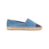 Tory Burch Espadrille Jeans - Azul