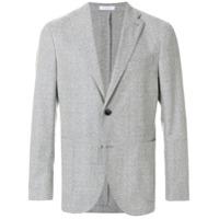 Boglioli Blazer Com Textura - Branco