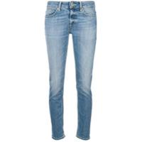 Dondup Calça Jeans Skinny Cintura Baixa - Azul