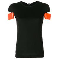 Helmut Lang Camiseta Mangas Curtas - Preto