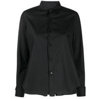 Comme Des Garçons Noir Kei Ninomiya Buttoned Up Shirt - Preto