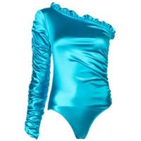 Fantabody Body 'carol' Assimétrico - Azul