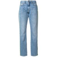 Victoria Victoria Beckham Calça Jeans Com Listra Lateral - Azul