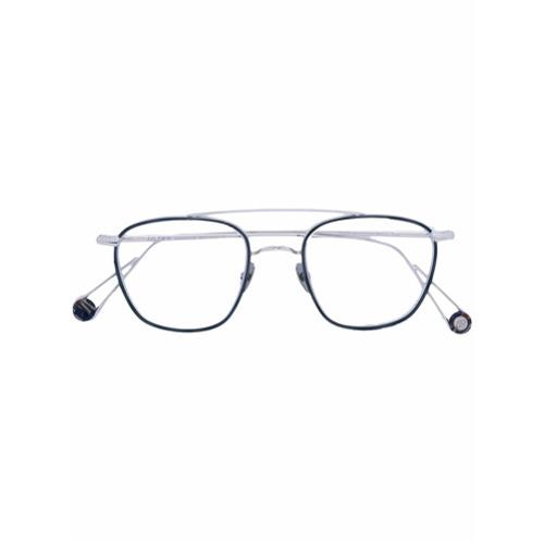 Imagem de Ahlem Óculos de grau redondo - Metálico