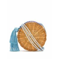 Waiwai Rio Bolsa 'petit Balaio' Vime - Azul