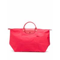 Longchamp Bolsa Tote Grande - Rosa