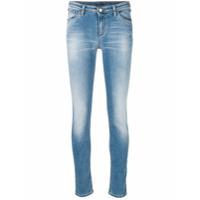 Emporio Armani Calça Jeans Skinny - Azul