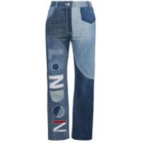 Ronald Van Der Kemp Calça Jeans 'london' - Azul